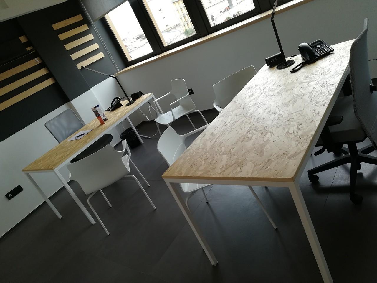 Spazio ufficio 20mq ibcenter for Ufficio temporaneo
