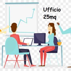 Prenota Ufficio 25mq