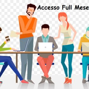 Coworking accesso Full Mensile